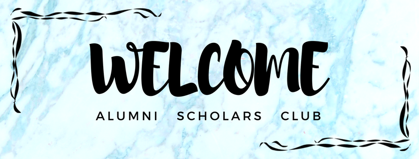 Welcome Scholars!